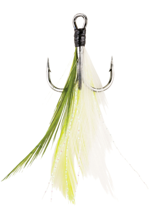 Berkley Fusion19 Feathered Treble Hooks - NEW TERMINAL TACKLE