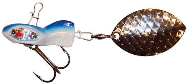 Blitz Lures TS-2 - NEW SIZE and NEW COLORS!