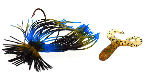 NEW and IMPROVED!!! Blitz Lures Finesse Spyder Jigs
