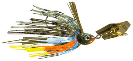 Z-Man Project Z ChatterBait Weedless - NEW JIG