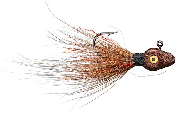 Cumberland Pro Lures Float-N-Fly Jig - NEW IN JIGS