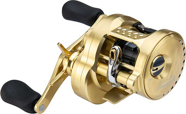 Shimano Calcutta Conquest 100-200 Round Casting Reel - NOW AVAILABLE