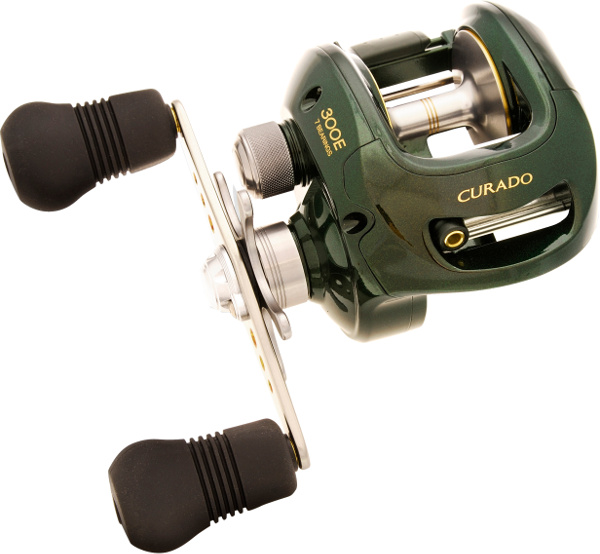 Shimano Curado E Low Profile Casting Reel - ON SALE
