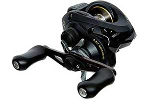 WEEKEND SALE - 30% Off Shimano Caius Low Profile Baitcasting Reels