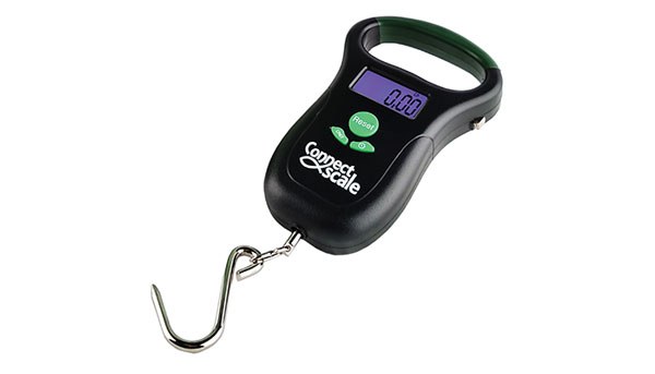 ConnectScale Bluetooth Smart Digital Fish Scale and Fishing App - NEW ACCESSORY!