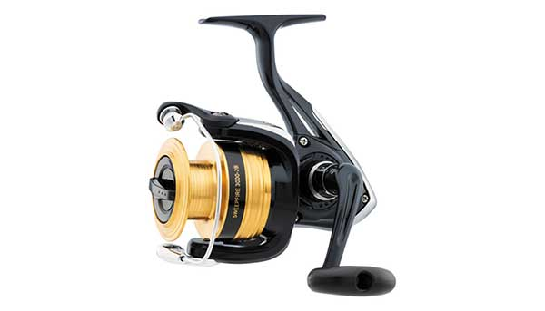 Daiwa Sweepfire-2B Front Drag Spinning Reel - NOW IN STOCK