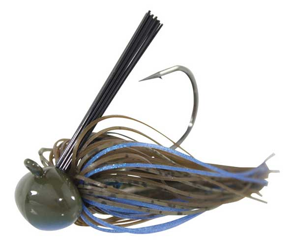 Dirty Jigs Tour Level Skirted Football Jig - NOW IN STOCK