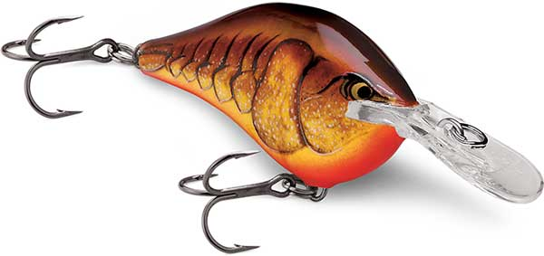 Rapala DT (Dives-To) Series Crankbaits - 25% Off