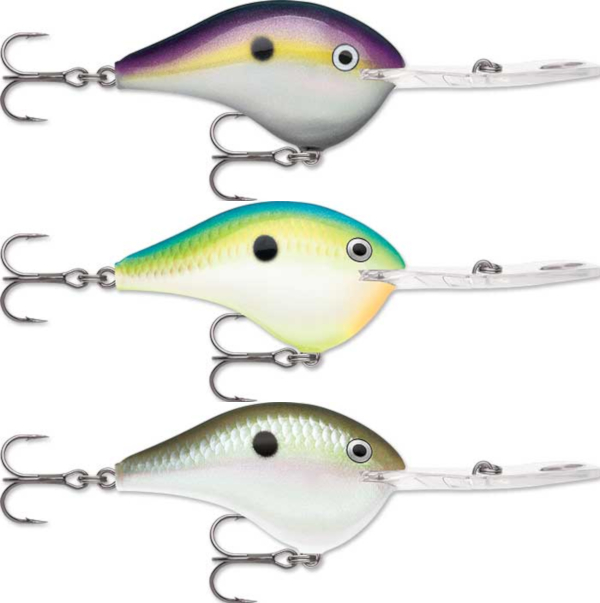 Rapala DT (Dives-To) Metal 20 Series - NOW AVAILABLE