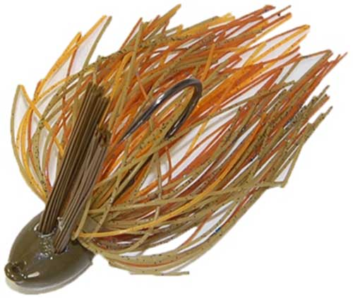 Gambler Double Weedguard Jig - NEW JIG