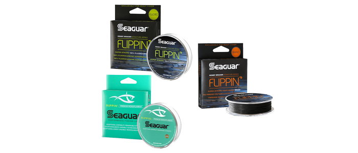 Day 14 - Seaguar Fishing