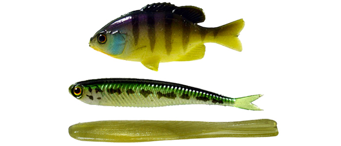 Day 17 - Jackall Clone Fry, Clone Gill, Glossy Shad Swimbait, Super Pin Tail, and Cross Tail Shad 60% Off