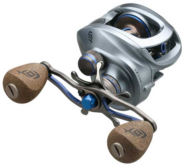 13 Fishing Concept E Low-Profile Casting Reel - FULL SELECTION