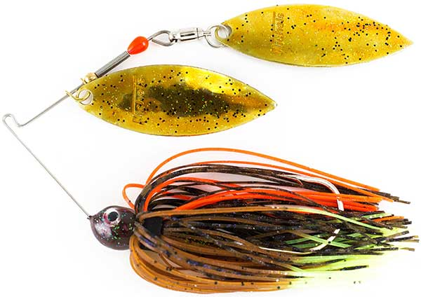 Nichols Pulsator Elite Lo-Pro Spinnerbait - NOW IN STOCK