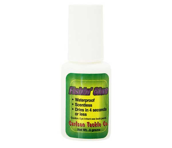 Carlson Tackle Fishin' Glue - NOW IN STOCK