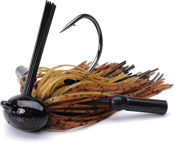 Moccasin Lures Football Jigs - NEW JIG