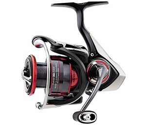 Daiwa Fuego LT Spinning Reel - MORE SPEEDS