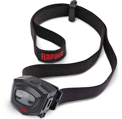 Rapala Fisherman's Mini Headlamp - NOW STOCKING