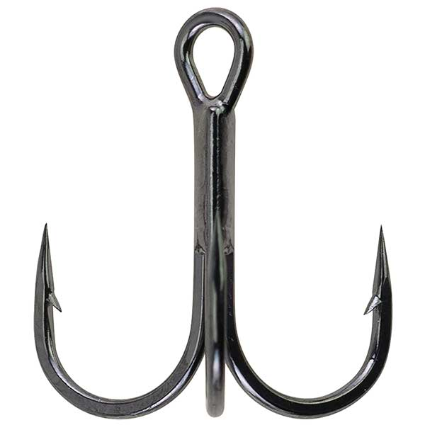 Berkley Fusion19 Treble 1x Hooks - NEW TERMINAL TACKLE