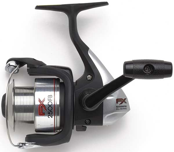 Shimano FX Spinning Reel - NOW IN STOCK