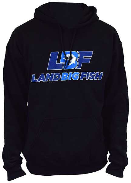 Land Big Fish Heavy Blend Hooded Sweatshirt - NEW APPAREL