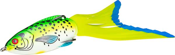 Strike King Hack Attack Pad Perch - NEW SOFT BAIT