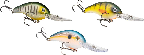 Strike King Pro-Model 5XD & 6XD Crankbaits - NEW COLORS