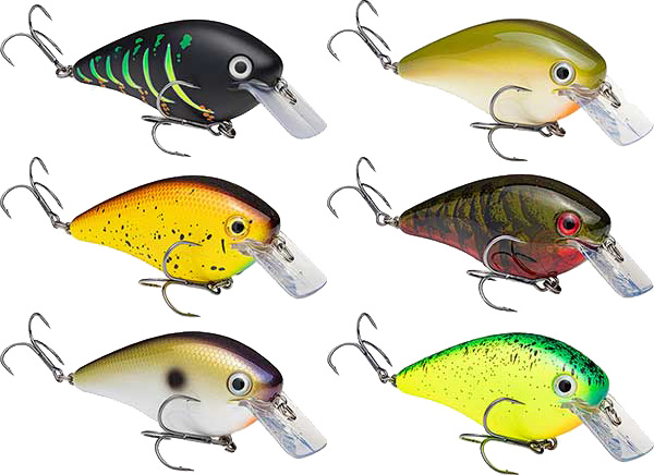 Strike King KVD 4.0 Magnum Squarebill Pro-Model Crankbaits - NEW COLORS