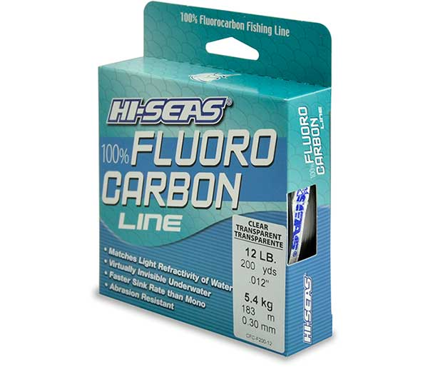 Hi-Seas 100% Fluorocarbon Line - NOW IN STOCK