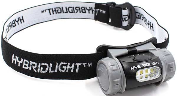 HybridLight The Headlamp