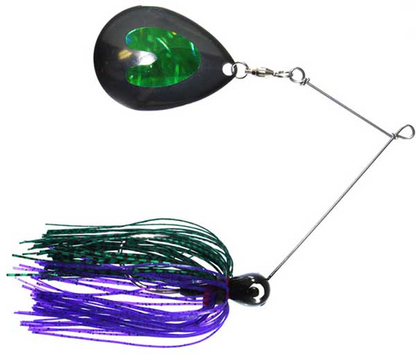 Jewel Jolt Single Spin Spinnerbait - MORE COLORS & SIZES