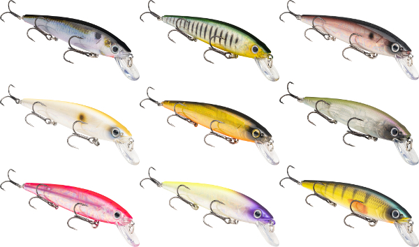 Strike King KVD Jerkbait - NEW COLORS