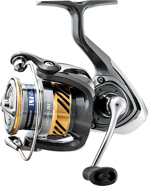 Daiwa Laguna LT Spinning Reel - NOW AVAILABLE