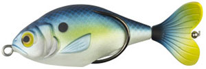 Lunkerhunt Prop Fish Shad - NOW STOCKING