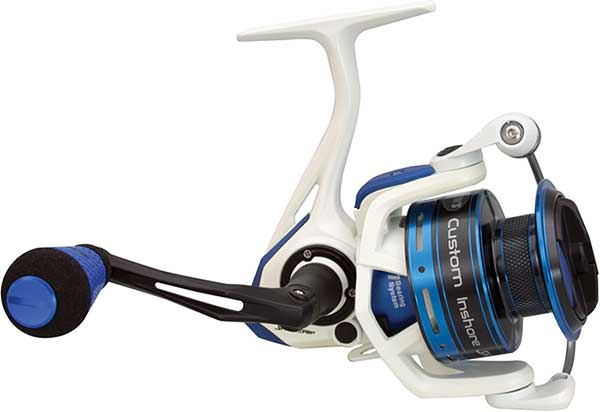 Lew's Custom Inshore Speed Spin Series Spinning Reel - NOW AVAILABLE