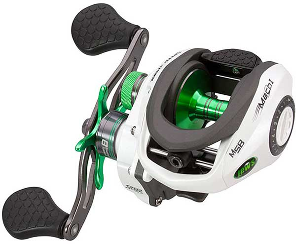 Lew's Mach I Speed Spool SLP Series Baitcast Reel - NOW AVAILABLE