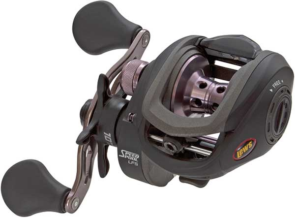 Lew's Speed Spool LFS Baitcast Reel - NOW AVAILABLE