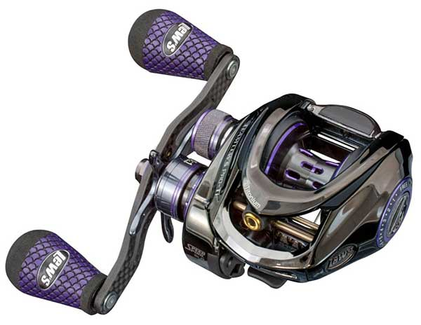 Lew's Team Lew's Pro-Ti Speed Spool SLP Baitcast Reel - NEW REEL