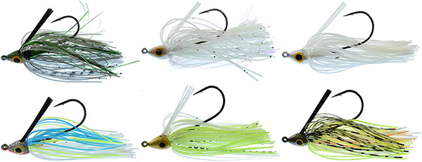 Lethal Weapon II Swim Jig - MORE COLORS
