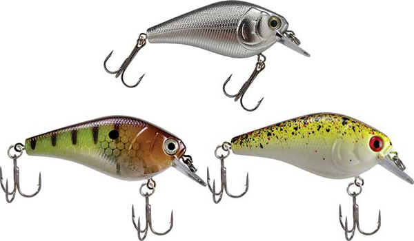 Luck-E-Strike RC2 Square Bill Crankbait - MORE COLORS