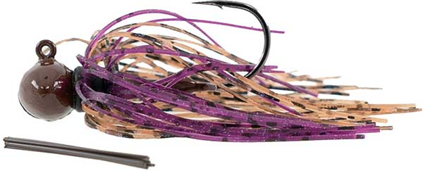 Missile Baits Ike's Micro Football Jig - NOW AVAILABLE