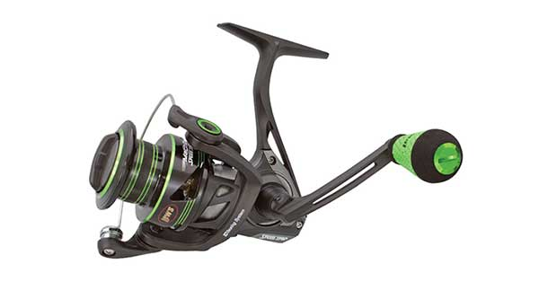 Lew's Mach II Metal Speed Spin Spinning Reel - NEW SIZES