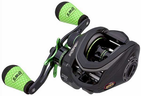 Lew's Mach II Speed Spool SLP Baitcast Reel - NOW IN STOCK