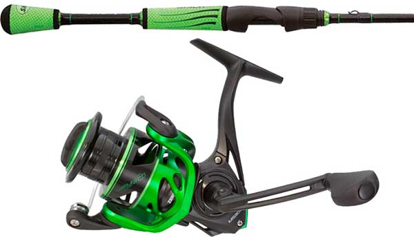 Lew's Mach Speed Spin - Mach Speed Stick IM6 Spinning Combo - SAVE 50%