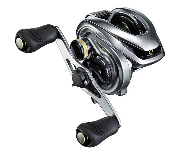 Shimano Metanium DC Low Profile Baitcasting Reel - NEW REEL