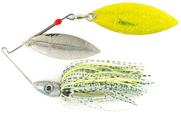 Nichols Pulsator Metal Flake Spinnerbaits - EXPANDED SELECTION
