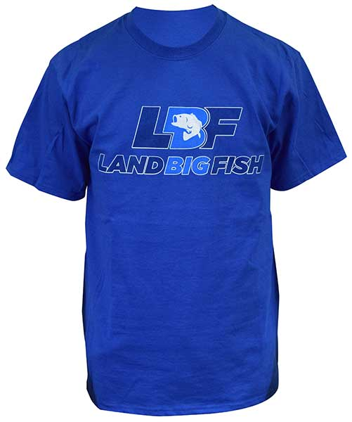 Land Big Fish Essential Short Sleeve T-Shirt - NEW APPAREL