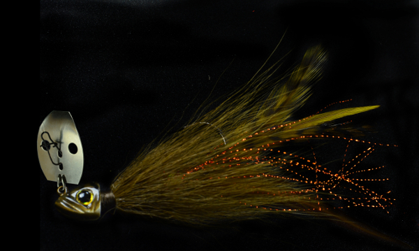 Picasso Special FX Shock Blade - NEW BAIT!!!