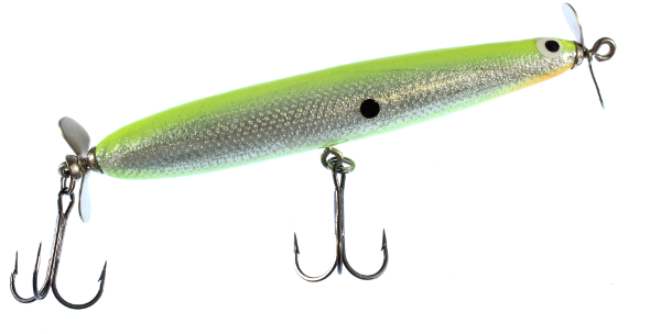 PH Custom Lures Old School Balsa Baits Twin Spin - NOW IN STOCK