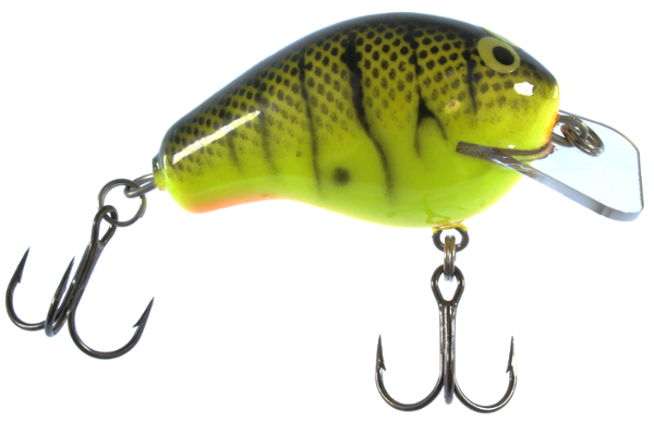 PH Custom Lures Old School Balsa Baits Squarebill - NOW IN STOCK